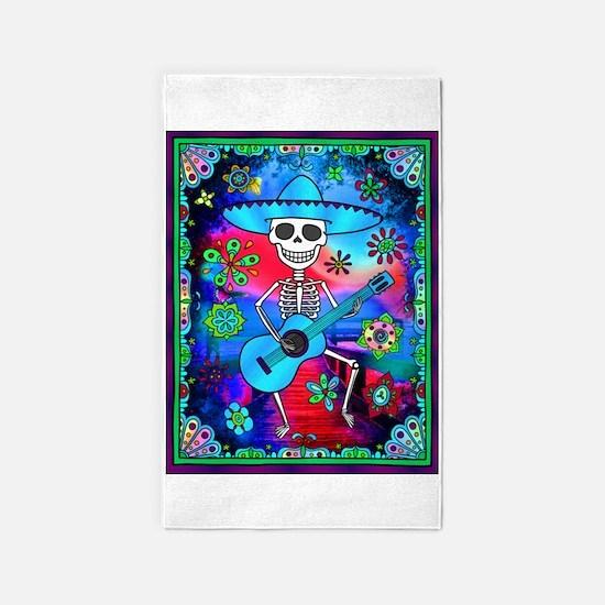 Best Seller Sugar Skull Area Rug