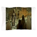 Jesus Teaching at The Temple Pillow Case