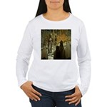 Jesus Teaching at The Temple Long Sleeve T-Shirt