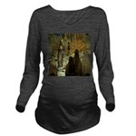 Jesus Teaching at The Temple Long Sleeve Maternity