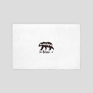 Grandma Bear 4' x 6' Rug