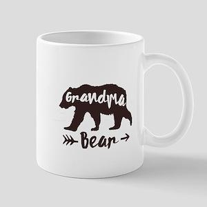 Grandma Bear Mugs