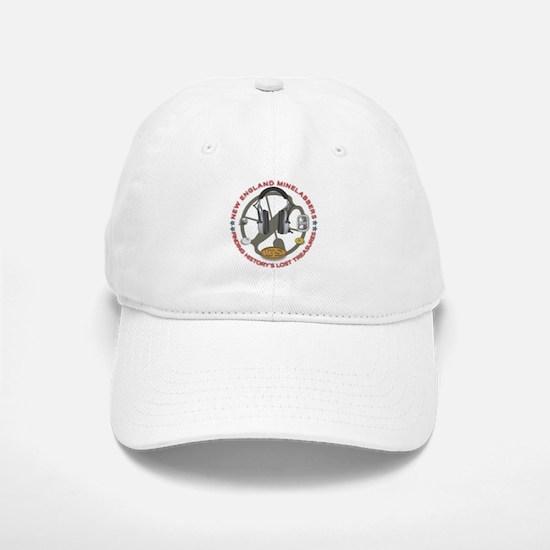 New England Minelabbers Baseball Baseball Baseball Cap