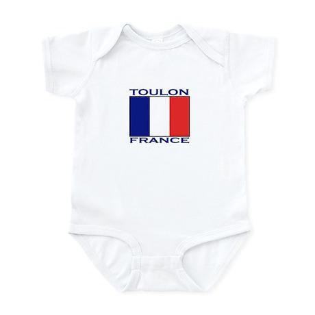 Toulon, France Infant Bodysuit