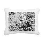 First snow Rectangular Canvas Pillow