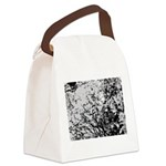 First snow Canvas Lunch Bag