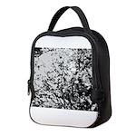 First snow Neoprene Lunch Bag