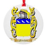 Fitschen (2) Round Ornament