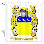 Fitschen (2) Shower Curtain