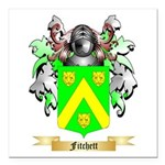 Fitchett Square Car Magnet 3