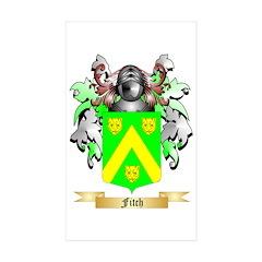 Fitch Sticker (Rectangle 50 pk)