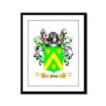 Fitch Framed Panel Print