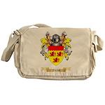 Fiszhof Messenger Bag