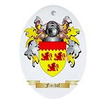 Fiszhof Ornament (Oval)