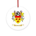 Fiszel Ornament (Round)