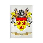 Fisz Rectangle Magnet (100 pack)
