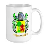 Fist Large Mug