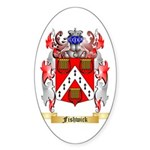 Fishwick Sticker (Oval)