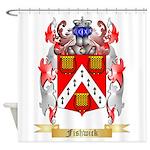 Fishwick Shower Curtain
