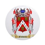Fishwick Ornament (Round)