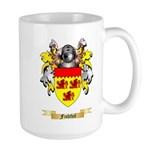 Fishthal Large Mug