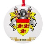 Fishov Round Ornament