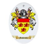Fishlevitz Ornament (Oval)