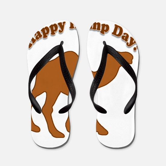 Hump day! Happy Hump day! Flip Flops