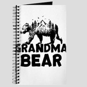 Grandma Bear Woods Journal