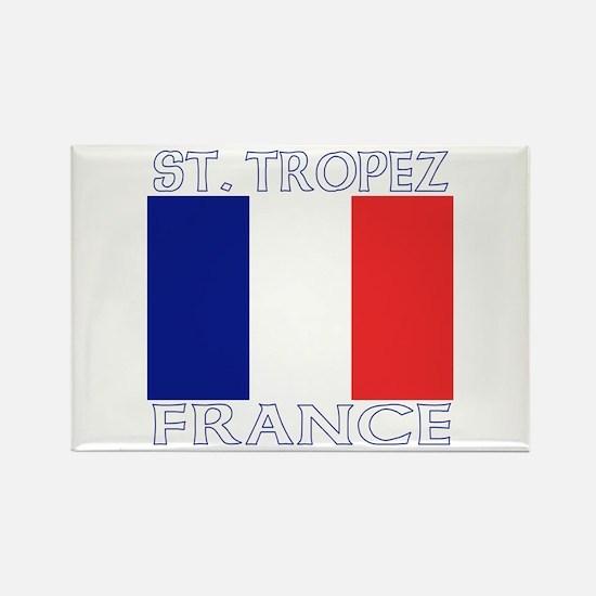 St. Tropez, France Rectangle Magnet (10 pack)