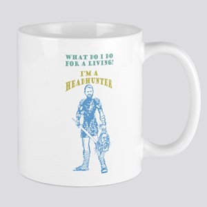 Headhunter Mug