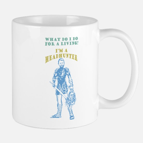 Headhunter Mug