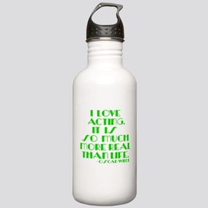 I love acting Stainless Water Bottle 1.0L