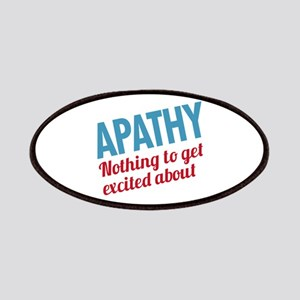Apathy Excited Patches