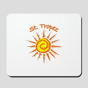 St. Tropez, France Mousepad