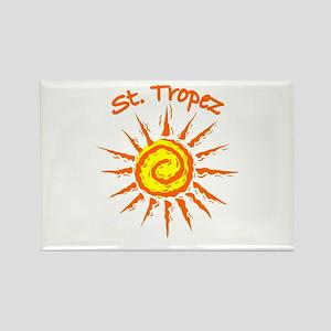 St. Tropez, France Rectangle Magnet