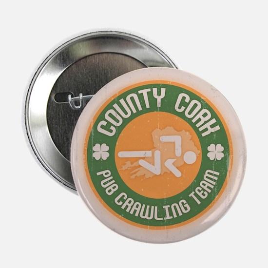 "Cork Crawling Team 2.25"" Button"
