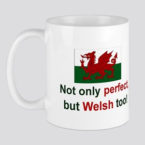 Perfect Welsh Mug