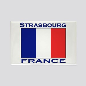 Strasbourg, France Rectangle Magnet