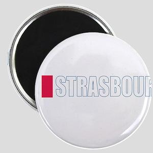 Strasbourg, France Magnet