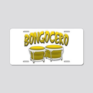 Bongocero Aluminum License Plate