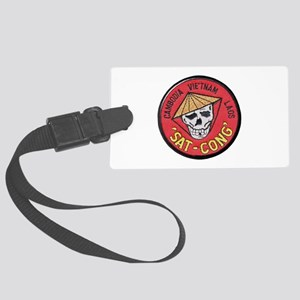 Sat-Cong Kill Communists Luggage Tag
