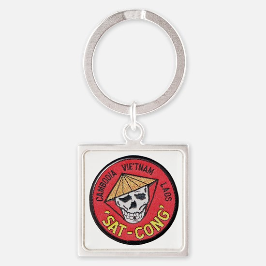 Sat-Cong Kill Communists Keychains