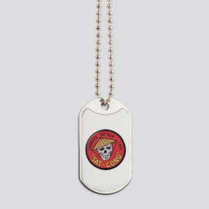 Sat-Cong Kill Communists Dog Tags