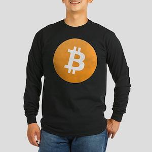 bitcoinorange Long Sleeve T-Shirt