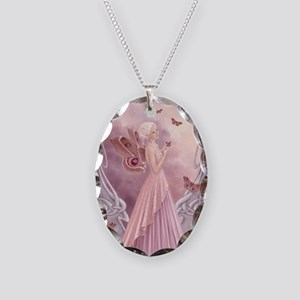 Pearl Birthstone Fairy Necklace