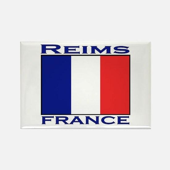 Reims, France Rectangle Magnet