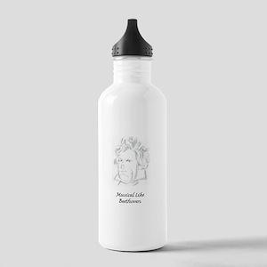Beethoven Water Bottle