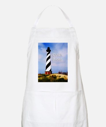 Cape Hatteras Lighthouse Poster Text Outer Banks A