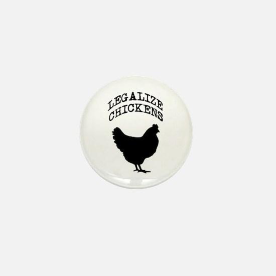 Legalize Mini Button